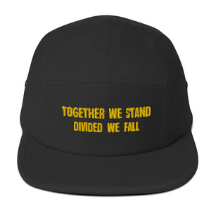 Together We Stand Five Panel Cap