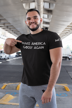 Make America Godly Again Short-Sleeve Unisex T-Shirt