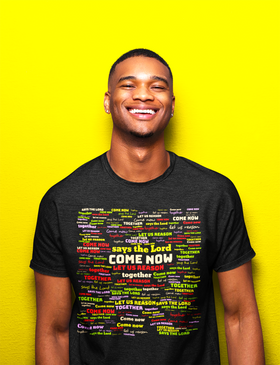 Come Let Us Reason Together Short-Sleeve Unisex T-Shirt