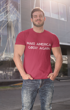Load image into Gallery viewer, Make America Godly Again Short-Sleeve Unisex T-Shirt (White Lettering)
