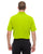 1261172 Under Armour Men's Corp Performance Polo - Hi Vis Yllw