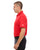 1261172 Under Armour Men's Corp Performance Polo - RED