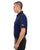 1261172 Under Armour Men's Corp Performance Polo - MIDNIGHT