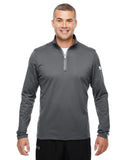 1276312 Under Armour Men's Qualifier 1/4 Zip - GRAPHITE