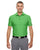 1283705 Under Armour Men's Playoff Polo - GREEN ENERGY