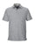 1283705 Under Armour Men's Playoff Polo - TR GREY HEATHER