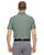 1283705 Under Armour Men's Playoff Polo - DOWNTOWN GREEN