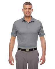 1283707 Under Armour Men's coldblack® Address Polo - STEEL