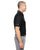 1283707 Under Armour Men's coldblack® Address Polo - BLACK