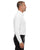 1283708 Under Armour Men's Performance Long Sleeve Polo - WHITE