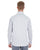 1289407 Under Armour Men's Tech Stripe Quarter Zip - WHITE
