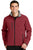 790 Port Authority® Glacier® Soft Shell Jacket - Caldera Red