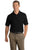 Nike Golf - Dri-FIT Nike Golf - Dri-FIT Pebble Texture Polo. 373749 - BLACK