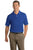 Nike Golf - Dri-FIT Pebble Texture Polo. 373749 - VARSITY ROYAL