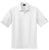 Nike Golf - Dri-FIT Pebble Texture Polo. 373749 - WHITE