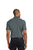 K510 Port Authority® Stain-Resistant Polo - STEEL GRAY
