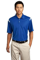 Nike Golf - Dri-FIT Shoulder Stripe Polo. 402394 - LogoShirtsWholesale                                                                                                       - 1