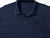 Nike Golf - Elite Series Dri-FIT Heather Fine Line Bonded Polo. 429438 - Navy