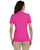 437W Jerzees Ladies' 5.6 oz., 50/50 Jersey Polo with SpotShield™ - Rogue PInk