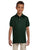 437Y Jerzees Youth 5.6 oz., SpotShield Polo - FOREST