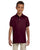 437Y Jerzees Youth 5.6 oz., SpotShield Polo - MAROON