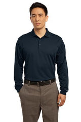Nike Golf Long Sleeve Dri-FIT Stretch Tech Polo. 466364 - LogoShirtsWholesale                                                                                                       - 1