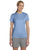 4830 Hanes Ladies' Cool DRI® with FreshIQ Performance T-Shirt - LIGHT BLUE