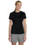 4830 Hanes Ladies' Cool DRI® with FreshIQ Performance T-Shirt - BLACK