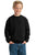 JERZEES 562B Youth Crewneck Sweatshirt - LogoShirtsWholesale                                                                                                       - 2