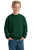 JERZEES 562B Youth Crewneck Sweatshirt - LogoShirtsWholesale                                                                                                       - 3
