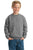 JERZEES 562B Youth Crewneck Sweatshirt - LogoShirtsWholesale                                                                                                       - 5