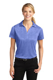 LST660 Sport-Tek® Ladies Heather Contender™ Polo - TRUE NAVY