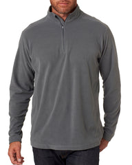 6426 Columbia Men's Crescent Valley™ Quarter-Zip Fleece - CHARCOAL