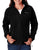 6439 Columbia Ladies' Benton Springs™ Full-Zip Fleece - BLACK