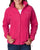 6439 Columbia Ladies' Benton Springs™ Full-Zip Fleece - BRIGHT ROSE