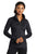 LOE700 OGIO® ENDURANCE Ladies Fulcrum Full-Zip - BLACKTOP