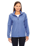 78032 Ash City - North End Ladies' Techno Lite Jacket - DEEP PERIW