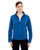 78172 Ash City - North End Ladies' Voyage Fleece Jacket - Royal