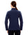 78172 Ash City - North End Ladies' Voyage Fleece Jacket -navy
