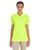 78181 Ash City - Core 365 Ladies' Origin Performance Piqué - SAFETY YELLOW