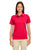 78181 Ash City - Core 365 Ladies' Origin Performance Piqué - RED