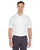 8210T UltraClub Men's Tall Cool & Dry Mesh Piqué Polo - WHITE