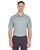 8210T UltraClub Men's Tall Cool & Dry Mesh Piqué Polo - silver