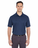 8210 UltraClub Men's Cool & Dry Mesh Piqué - NAVY
