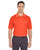 8210 UltraClub Men's Cool & Dry Mesh Piqué - ORANGE