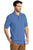Port Authority® EZCotton™ Pique Polo. K8000 - Blue Heather