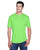 8420 UltraClub Men's Cool & Dry Sport Performance Interlock -LIME