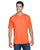 8420 UltraClub Men's Cool & Dry Sport Performance Interlock - BIGHT ORANGE