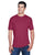 8420 UltraClub Men's Cool & Dry Sport Performance Interlock - CARDINAL