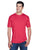 8420 UltraClub Men's Cool & Dry Sport Performance Interlock - RED